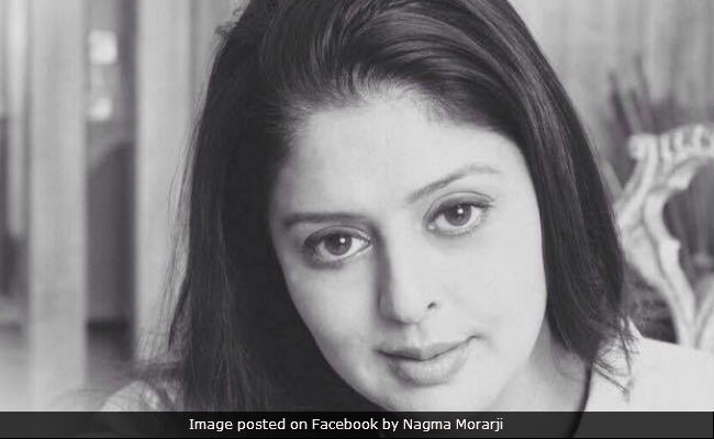Actress-politician Nagma has reacted with surprise to rumours that new film  Julie 2, described by its presenter Pahlaj Nihalani as a 'clean adult  film,' is ...
